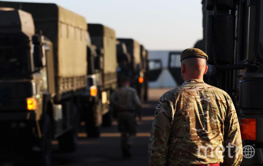 Американские военные обеспокоены отсутствием стабильности в мире. Фото Getty