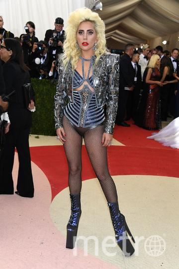 Леди Гага. Фото Getty