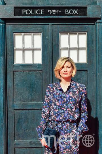 Джоди Уиттакер стала 13-ым Доктором Кто. Фото Getty