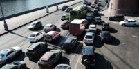 ГИБДД рассказала о новых очагах аварийности в Москве