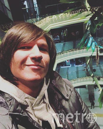 Сергей Бондаренко. Фото Скриншот Instagram: @sergeynensi
