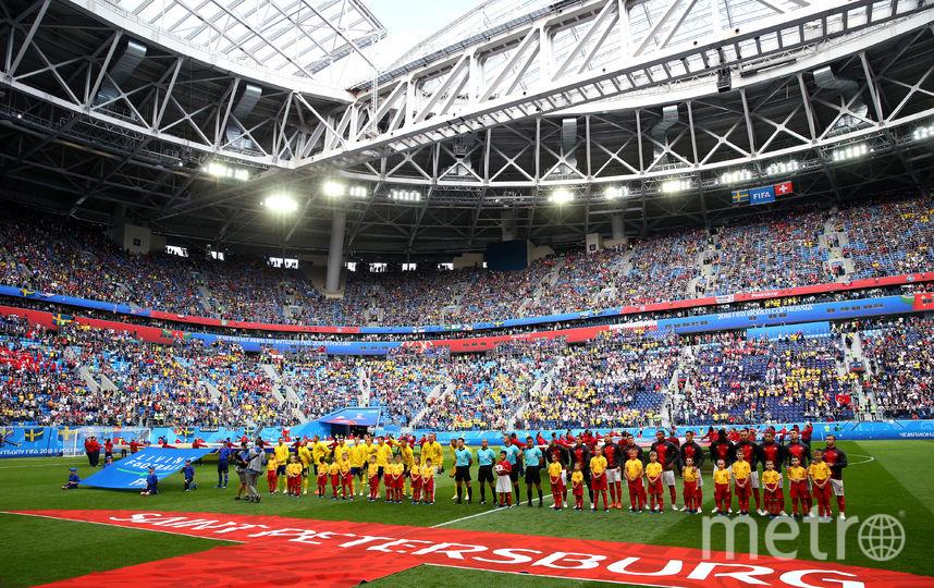 "Стадион ""Санкт-Петербург"". Фото Getty"