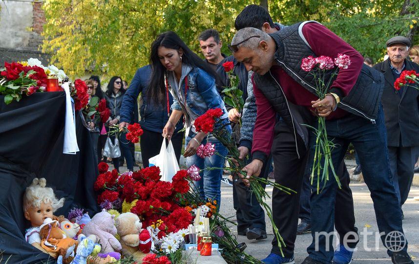В колледже в Керчи прогремел взрыв, а потом кто-то стрелял по людям. Владислав Росляков – подозреваемый в совершении массового убийства. Фото AFP
