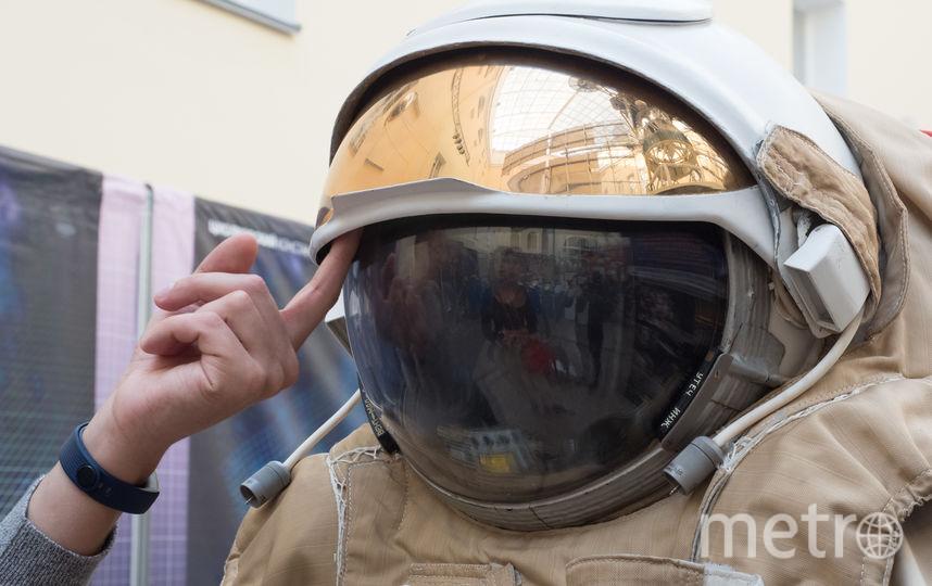 """Выставка """"Открытый космос"""". Фото Святослав Акимов, """"Metro"""""""
