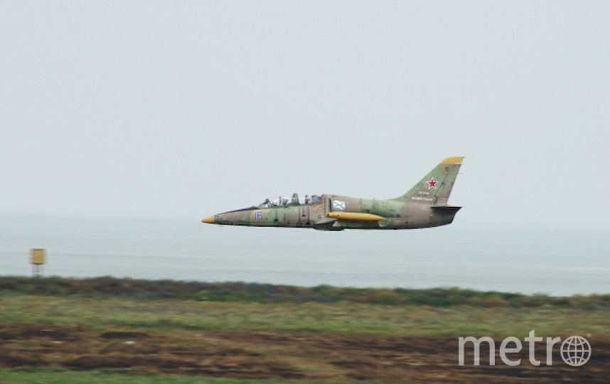 Самолёт Л-39, архивное фото. Фото РИА Новости