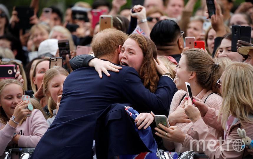 19-летняя Индия Браун с 8 лет была влюблена в принца. Фото Getty