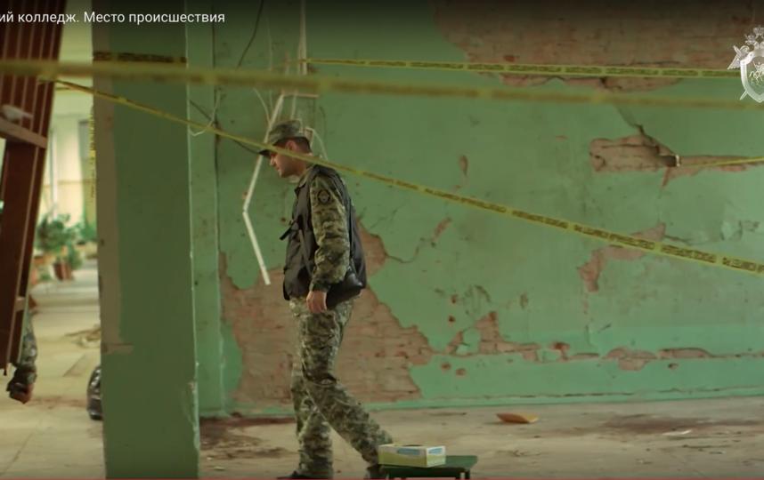 скриншот видео СК РФ. Фото Скриншот Youtube