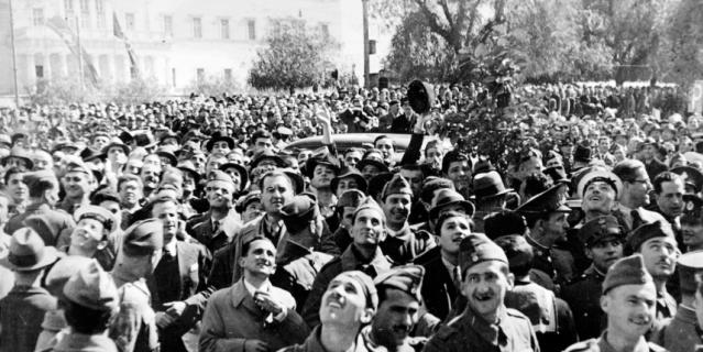 11. Дни Охи. Греческое сопротивление. 1940–1945.