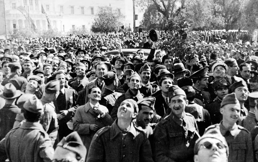 11. Дни Охи. Греческое сопротивление. 1940–1945. Фото Предоставлено организаторами