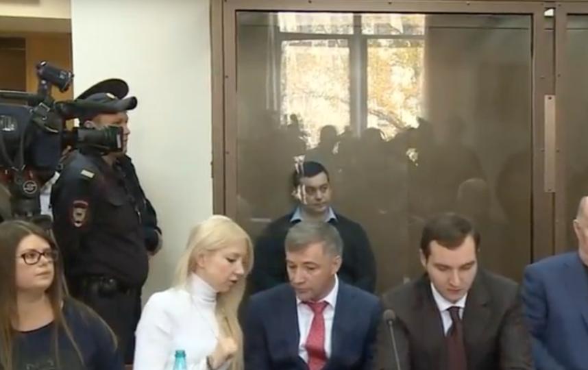 Оглашение приговора Эрику Давидычу. Фото Скриншот YouTube/ Телеканал 360