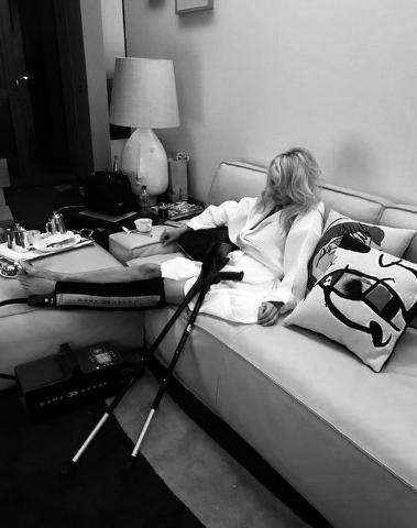 Актриса и модель Памела Андерсон. Фото www.instagram.com/pamelaanderson