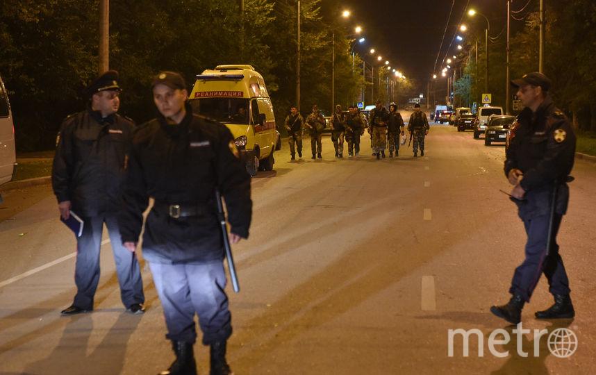 Жертвами трагедии в Керчи стал 21 человек. Фото AFP