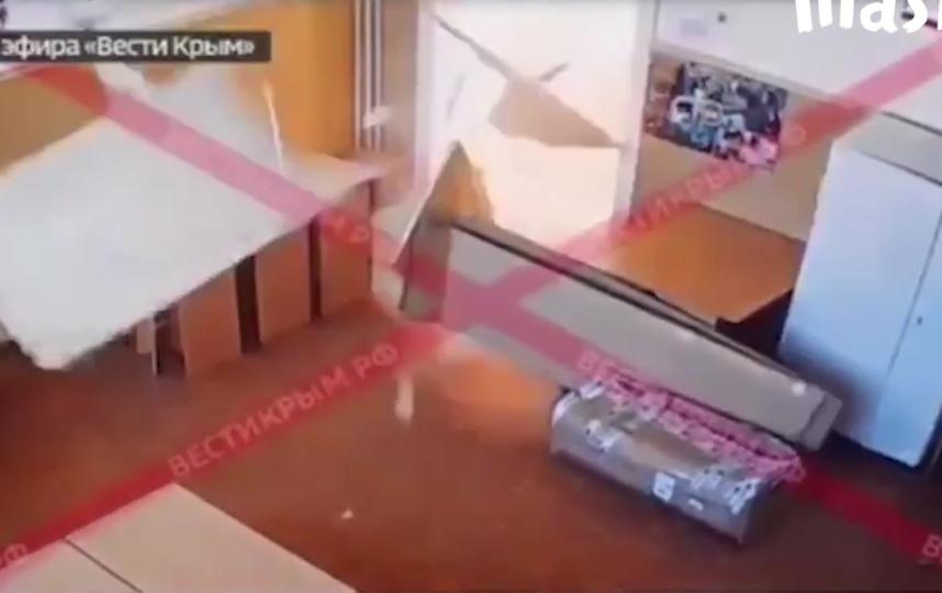 """В Сети опубликовали кадры, где запечатлен весь маршрут """"керченского стрелка"""". Фото скриншот Telegram-Mash"""