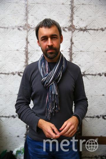 Валерий, le re noir. Фото Василий Кузьмичёнок
