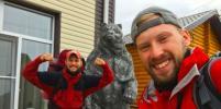 Путешественники из Петербурга пешком прошли более 1600 километров за 35 дней