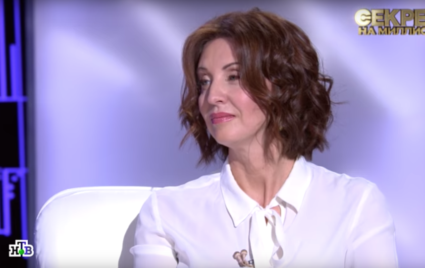Наталья Сенчукова. Фото Скришот YouTube НТВ, Скриншот Youtube