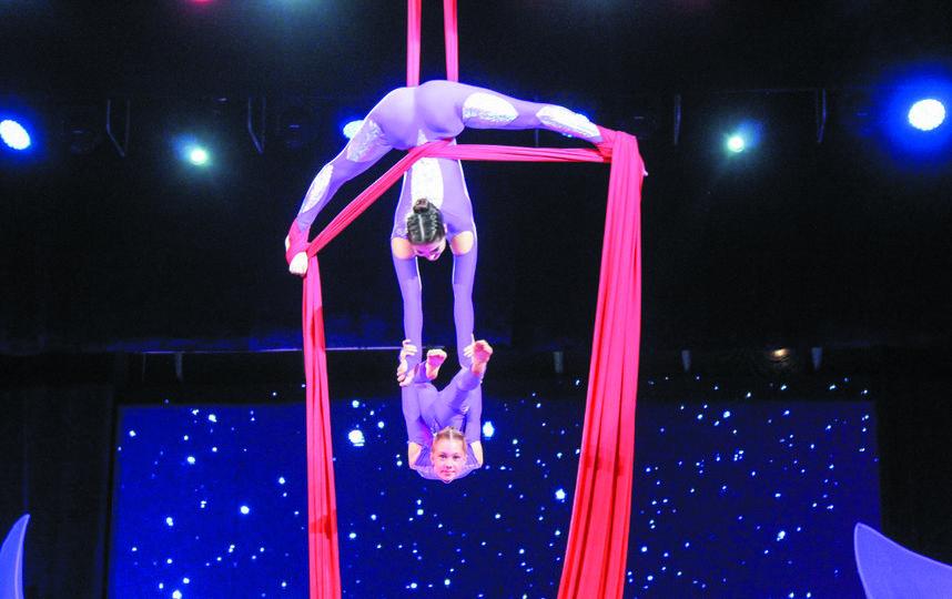 Цирковая студия ДКИТ удивила зрителей. Фото ДКИТ, Предоставлено организаторами