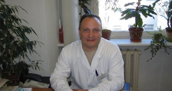 Врач, лечивший Сергея Игнашина.