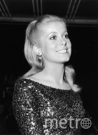 Катрин Денев в 60-е. Фото Getty