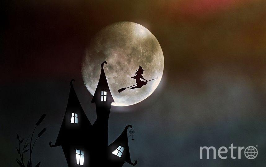 Полнолуние 24 октября: Приметы и обычаи дня. Фото pixabay.com