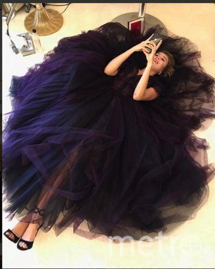 Бал Tatler-2018. Анна Мазаева. Фото https://www.instagram.com/annamazaeva/
