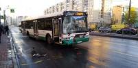 В аварии с маршруткой и автобусом в Петербурге ранены 10 пассажиров