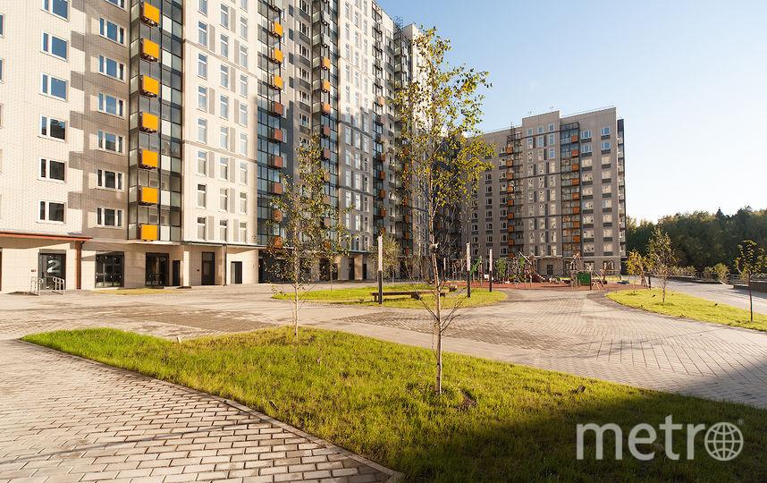 Группа ПСН досрочно погасила кредит на строительство ЖК «Гринада».