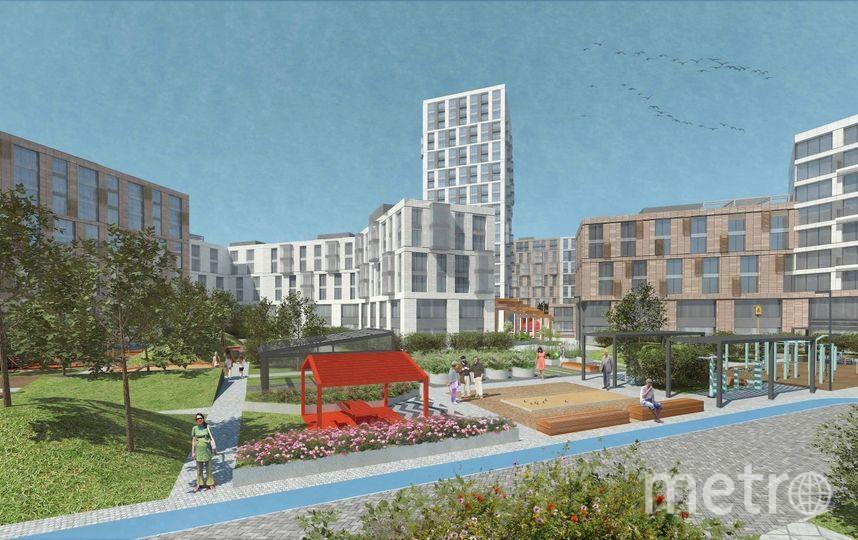 Район станет более современным, аккуратным, зелёным. Фото STROI.MOS.RU