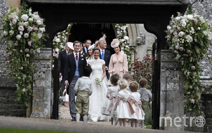 Архивное фото: свадьба. Фото Getty