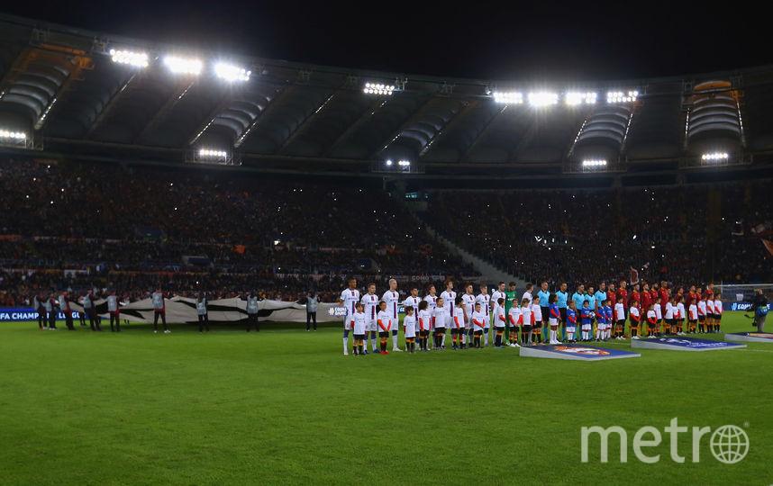 ЦСКА потерпел первое поражение в Лиге чемпионов. Фото Getty