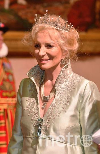На приёме в честь визита короля и королевы Нидерландов. Фото Getty