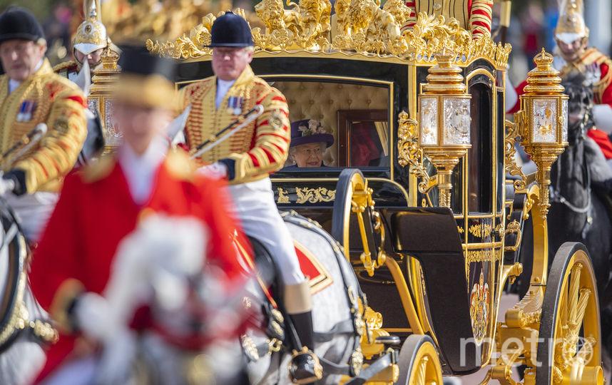 Визит короля и королевы Нидерландов в Лондон. Фото Getty