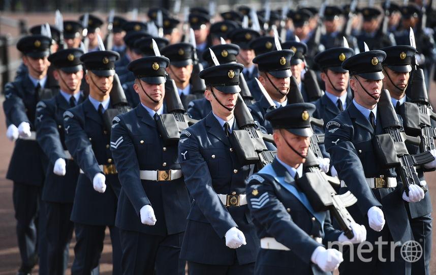 Утренний парад гвардейцев. Фото Getty