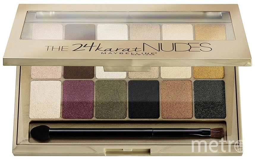 4. Maybelline the 24 karat nudes. Фото Предоставлено организаторами