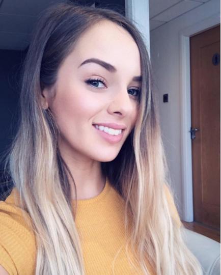 Келси Хэнсон. Фото Скриншот Instagram/kelc33