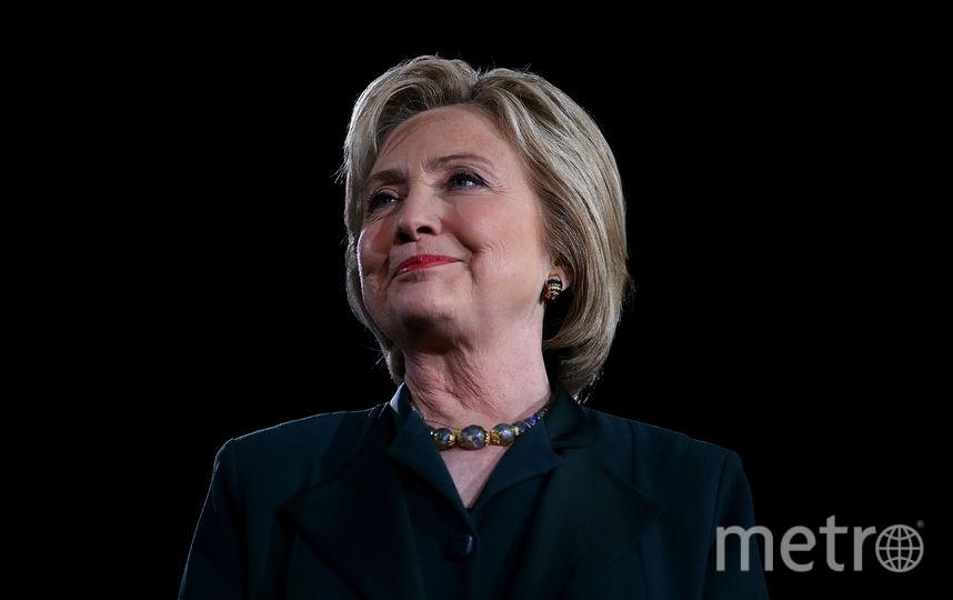 Экс-кандидат в президенты США Хиллари Клинтон. Фото Getty
