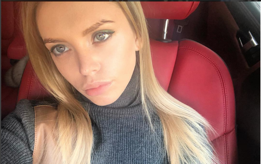 Скриншот instagram.com/milana_tulpanova.