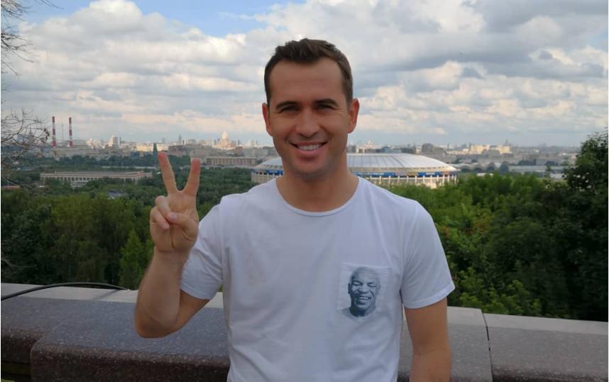 Фото instagram.com/a.kerzhakov11.