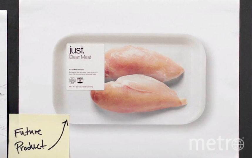Как оказалось, из перьев можно делать мясо, которое на вкус не отличается от куриного. Фото Предоставлено организаторами