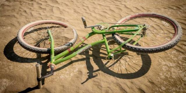 Велосипед, без которого на фестивале никуда.