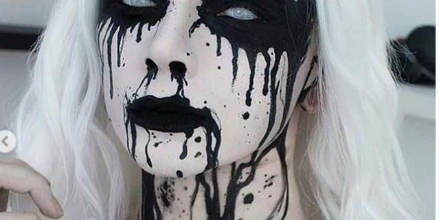 Страшно и откровенно: Instagram завоевали образы к Halloween.
