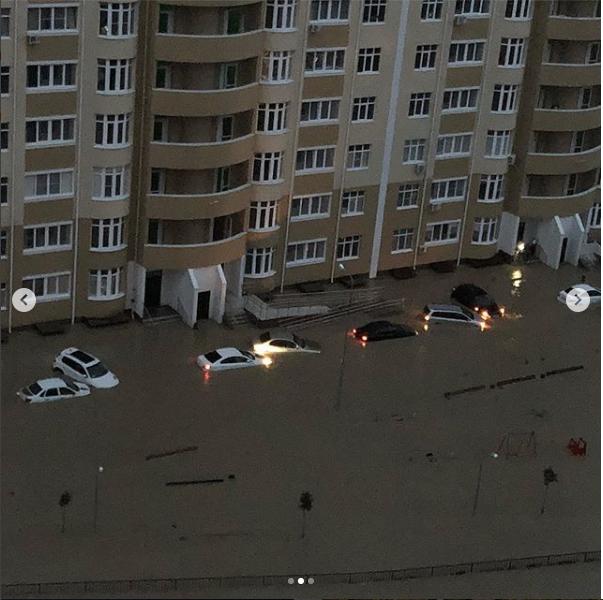 Скриншот instagram.com/sochi_vteme/?hl=ru.