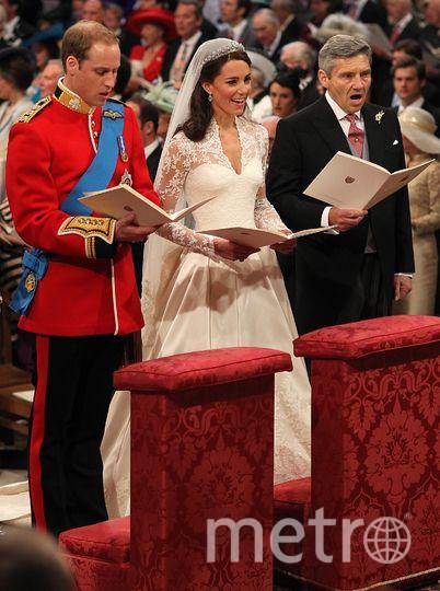 Принц Уильям и Кейт Миддлтон, архивное фото. Фото Getty