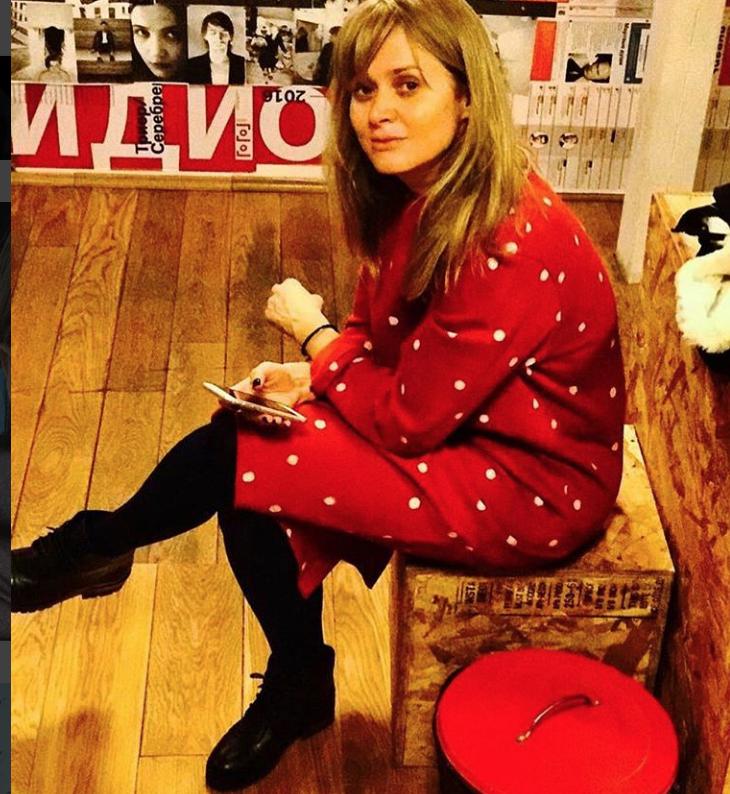 Анна Михалкова, архив из соцсетей. Фото instagram.com/anikiti4na