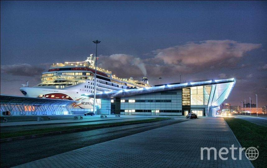 Пассажирский порт. Фото portspb.ru