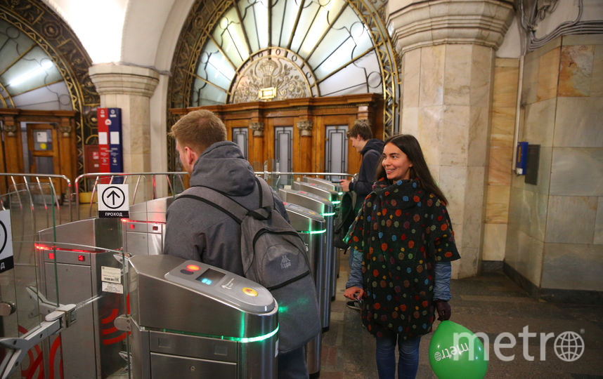Репортёр Metro на день стала доброй феей. Фото Василий Кузьмичёнок