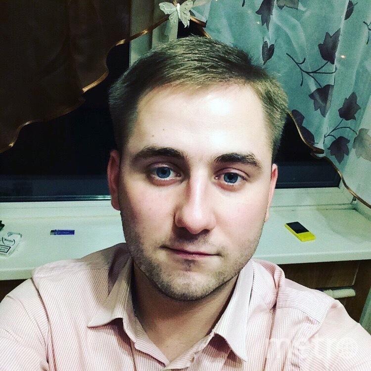 Зять Юлии Константин Дулин. Фото предоставил Константин Дулин