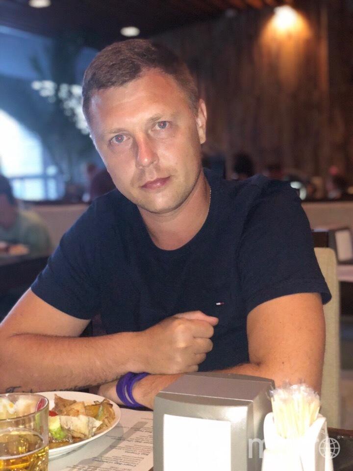 Зять Лидии Сергей. Фото предоставила Лидия Шарова.