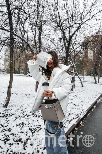 """Куртка """"Анита"""" от Achers. Наполнитель – холлофайбер (температурный режим до -20С). Фото achers.ru"""