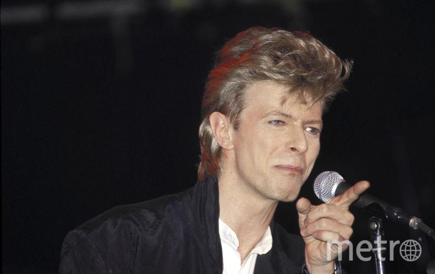 """Выставка """"David Bowie. Rock'n'roll with me"""" откроется в Новой Голландии. Фото АРХИВНОЕ ФОТО, Getty"""